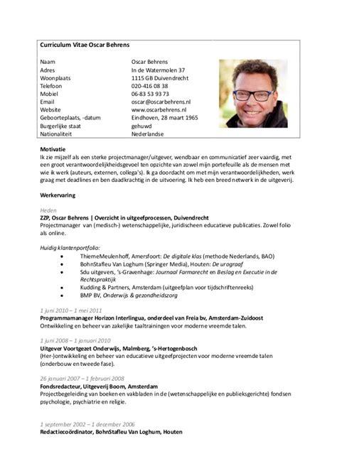 Copie Cv by Oscar Behrens Cv 13022013 Kopie
