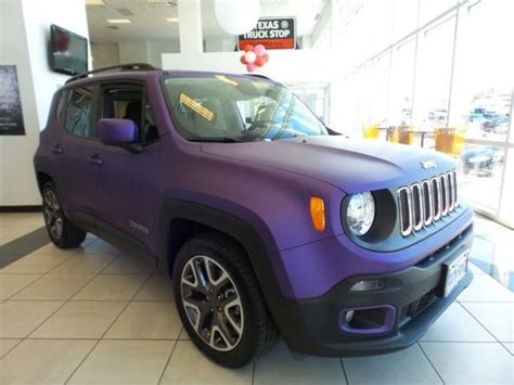 purple jeep renegade the s catalog of ideas
