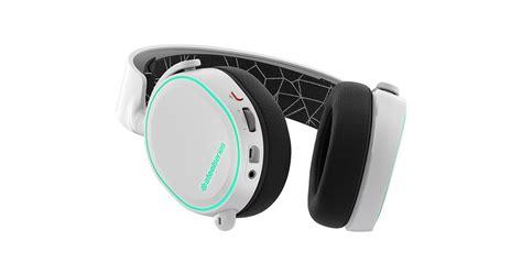 Headset Steelseries Arctis 5 Rgb Black Like New Murmer steelseries arctis 5 gaming headset with 7 1 surround black 61443