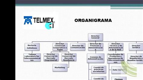 organigrama de coca cola organigrama telmex youtube