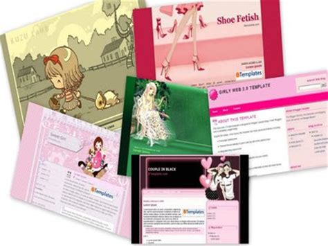 free girly templates for blogger my girl gadgets girly news review