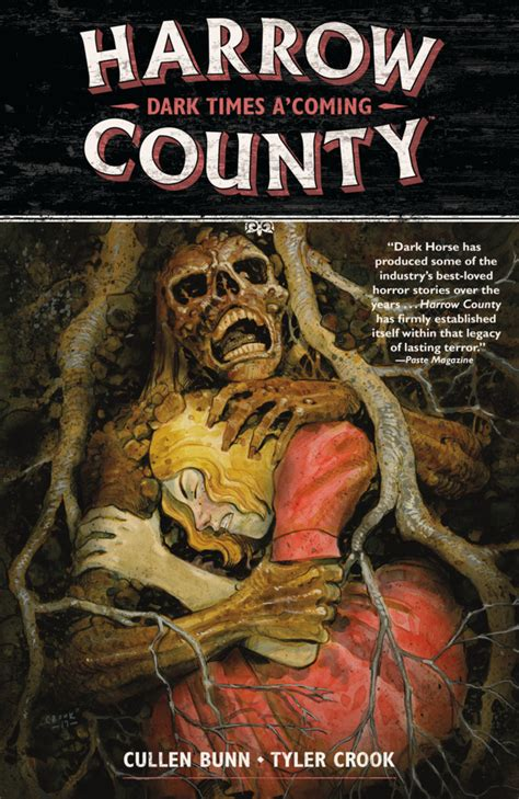 harrow county volume 1 161655780x harrow county dark times a coming 1 volume 7 issue