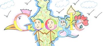 doodle 4 national winner 2011 invites indian to create a children s day doodle