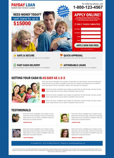 home page design sles top 50 landing page designs 2014 to increase conversion