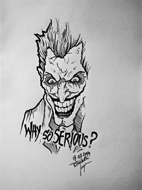 tattoo project joker by ccarringtonn on deviantart