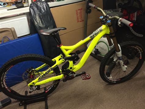 commencal supreme dh frame 2014 commencal supreme dh frame 26 quot medium for sale