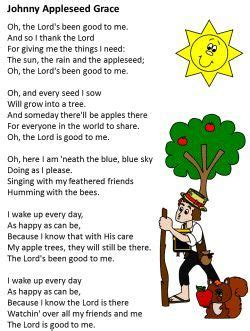 best johnny lyrics best 25 johnny appleseed song ideas on johnny