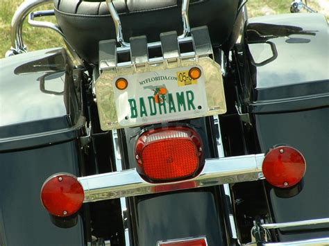 Harley Vanity Plate Ideas by Personalized License Plate Page 4 Harley Davidson Forums