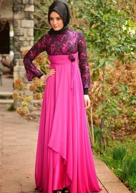 Baju Muslim Elegan Modern 40 model baju brokat terbaru 2016 contohbusanamuslim
