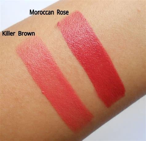 Lipstick Collagen the shop 14 moroccan collagen oule lipstick