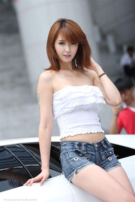 w models korea korean model kang yui new photoshoot asian photos