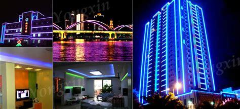 Light Decoration Company by 220v 100m Decoration Led Rope Light Blue Led Decorative