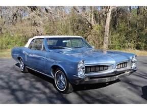 1967 Pontiac Lemans Value 1967 Pontiac Lemans For Sale Classiccars Cc 963556
