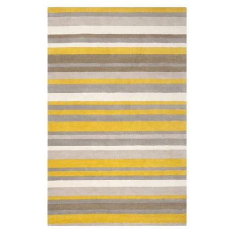 yellow striped rug yellow grey stripe rug quilting inspirations