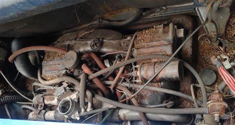 porsche 914 engine bay backyard find 1973 porsche 914