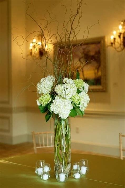 floral branches centerpiece willow branches for flower arrangements for weddings