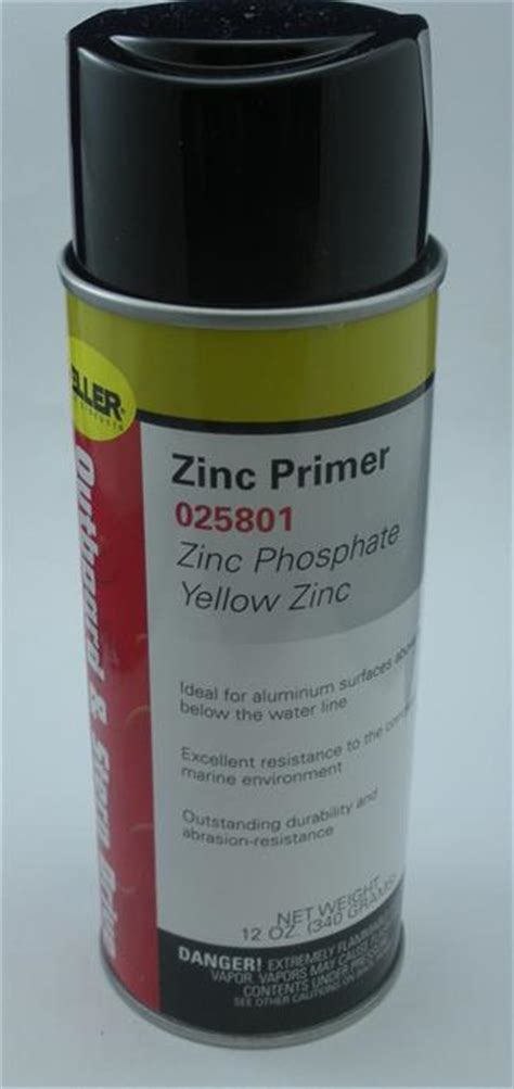 yellow primer moeller 025421 zinc chromate primer yellow for outboard