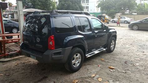 nissan xterra 07 reg 07 nissan xterra for sale 1 7m asking autos nigeria