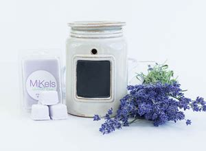 small electric candle ls mikel s lavender oasis products
