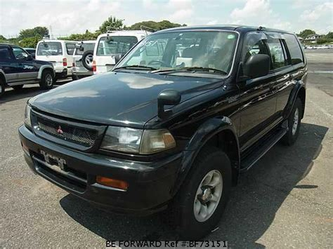 security system 1997 mitsubishi challenger security system used challenger mitsubishi for sale bf73151 japanese used cars exporter be forward
