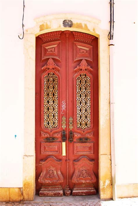 Zylstra Door by Burnt Orange Door In Lagos Portugal Doorgasm