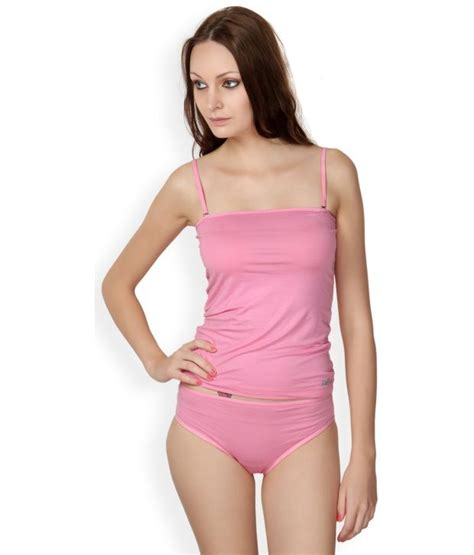 Set Kutubaru Pipit 2 Pink buy alba pink camisole set at best prices in india snapdeal