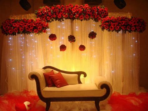 25 best ideas about wedding stage backdrop on