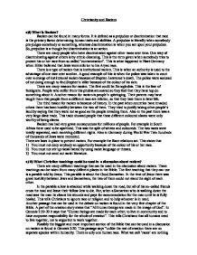 Christianity Vs Islam Essay by Islam And Christianity Essay Essay On Christianity And Islam