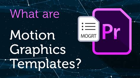 Motion Graphics Templates Frequently Asked Questions Motion Graphics Templates