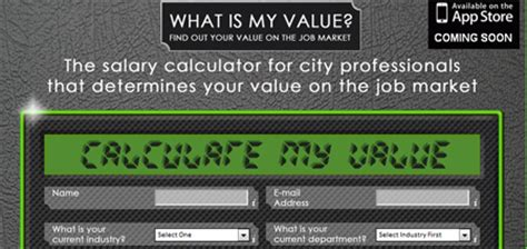 coolbusinessideas what is my value
