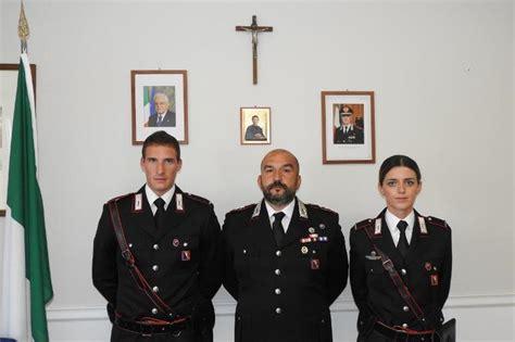 dati maresciallo carabinieri due nuovi marescialli alla compagnia carabinieri di bra