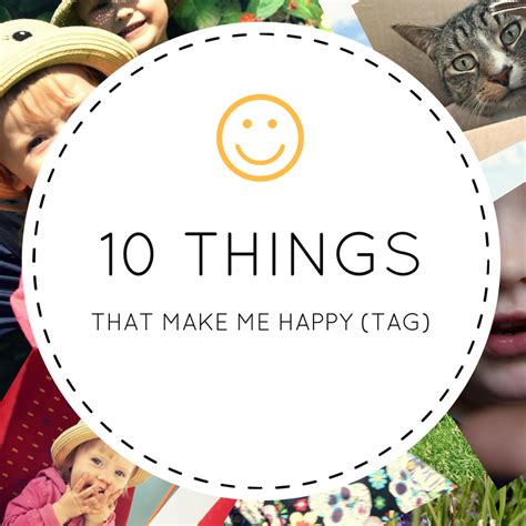 10 Things That Make Me Happy by Wafflemama 10 Things That Make Me Happy