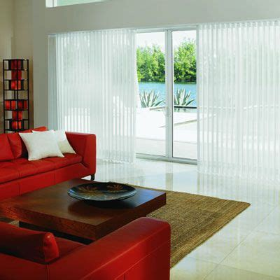 Cheap Window Treatments For Large Picture Windows And Patio Doors Levolor