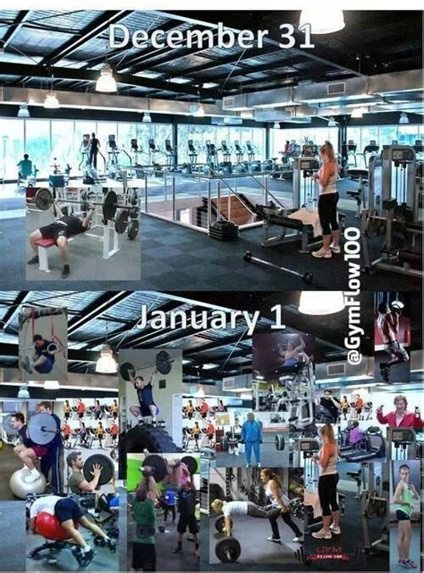 New Year S Gym Meme - the o jays new year s and looking forward on pinterest
