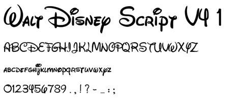 walt disney font apk walt disney script v4 1 script manuscrit cat 233 gorie pickafont