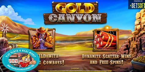 gold canyon slots review play   slot machine