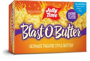 products jolly time microwave popcorn flavors nutrition