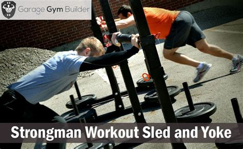best strongman workout sled and yoke reviews 2017
