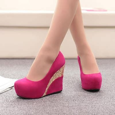 Wedges Wanita Modis Terbaru Wdgw31 21 jenis dan model sepatu terbaru untuk cewek modis