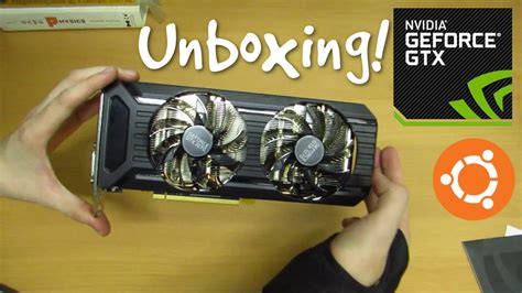 pny 1070 dual fan unboxing the palit gtx 1070 8gb dual fan