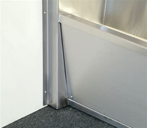 Removable Floor Panels by Stainless Steel Floor Standing
