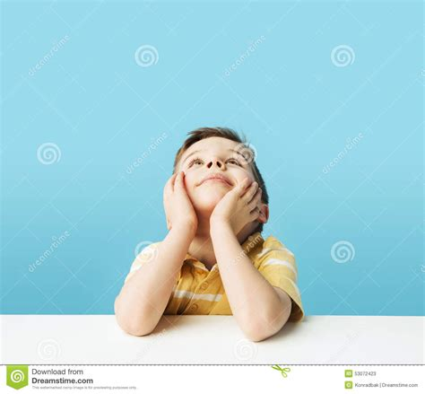 Staring At The Ceiling In The by Thoughtful Small Boy Staring At The Ceiling Stock Image Image 53072423