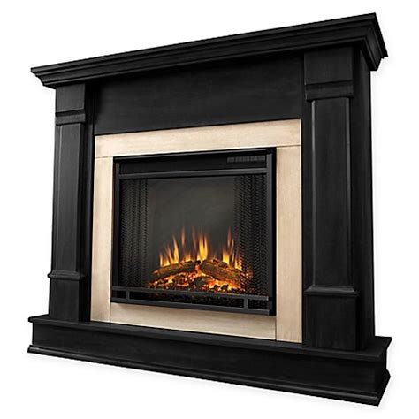 Buy Real Flame 174 Silverton Electric Fireplace In Black From Silverton Electric Fireplace