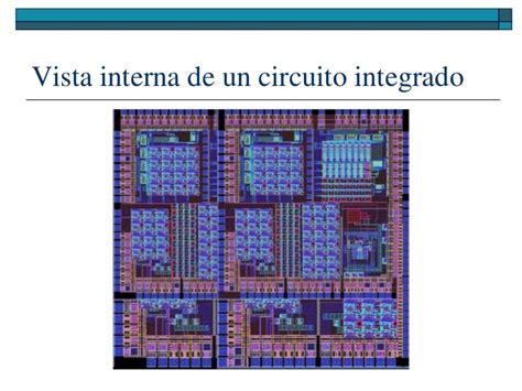 circuito integrado definicion circuitos integrados y familias logicas