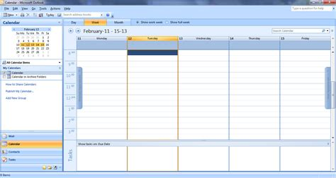outlook calendar templates outlook keeping track with your calendar software