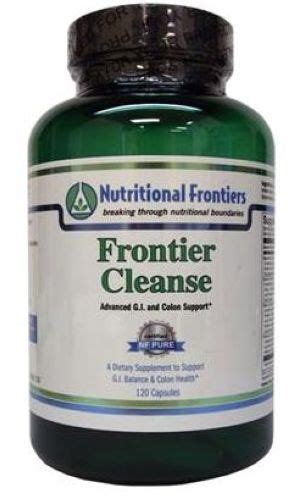 Nutritional Frontiers Detox by Frontier Cleanse By Nutritional Frontiers Freshest