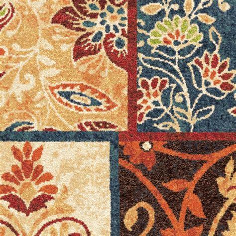 bright area rug orian rugs bright color paisley pasha multi area medium rug 2806 7x10 orian rugs