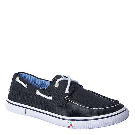boathouse shoes nautica boathouse men s black casual lace up boat shoes