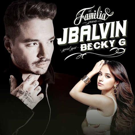 j balvin poster j balvin announces fall u s tour with becky g digital