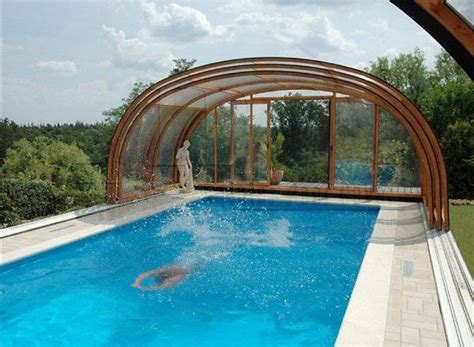 indoor and outdoor pool indoor outdoor pool enclosure pool design ideas